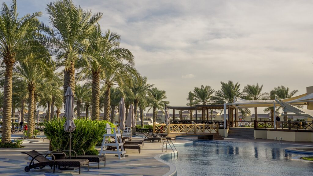 Luxury resorts in Bahrain