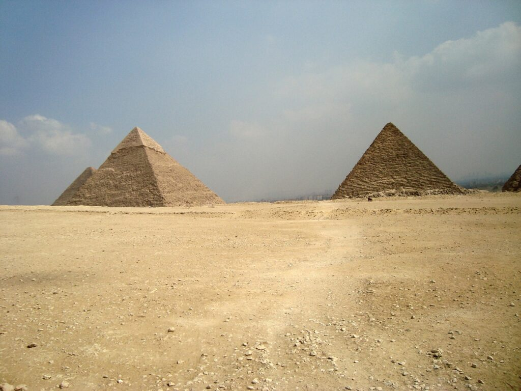 Egypt is a beautiful country